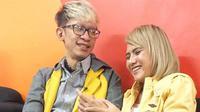 Aming mengaku kembali mengulang kisah cintanya dengan Evelyn (Liputan6.com/IG/evelinnadaanjani)