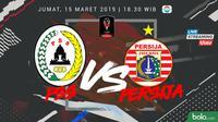 Piala Presiden: PSS Sleman vs Persija Jakarta. (Bola.com/Dody Iryawan)