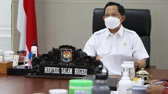 Tito Karnavian Minta Pemerintah Daerah Perbaiki Pengelolaan Data COVID-19