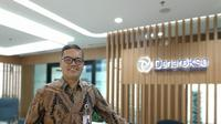 Direktur Utama PT Danareksa Investment Management (DIM) Marsangap P. Tamba. (Dok DIM)