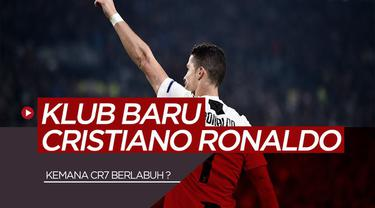 Vlog Bola.com Manchester United dan 2 Calon Klub Baru Cristiano Ronaldo Musim Panas Ini