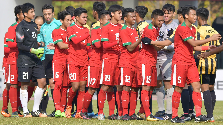 Rapor Pemain Timnas U 19 Vs Malaysia Bola Liputan6