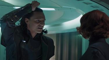 Loki dan Black Widow