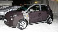 City car terbaru Hyundai rencananya dirilis bulan depan. (Autoevolution)