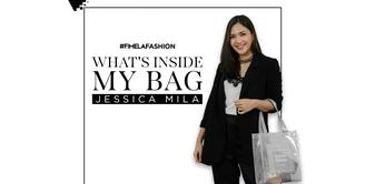 What's In My Bag Jessica Mila