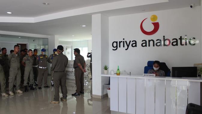 ATIC Pemkab Tangerang Operasikan Griya Anabatic Jadi Rumah Singgah Covid-19 - News Liputan6.com