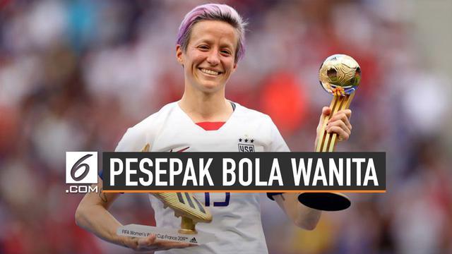 Deretan Pesepak Bola Wanita Terbaik Dunia