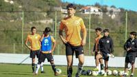Dua pemain keturunan Indonesia-Jerman yang diundang Shin Tae-yong ke pemusatan latihan Timnas Indonesia U-19 di Kroasia adalah Kelana Noah Mahessa dan Luah Fynn Jeremy Mahessa. (dok. PSSI)
