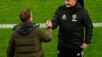 Manajer Manchester United, Ole Gunnar Solskjaer. (AFP / Odd ANDERSEN)