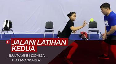 Berita Video Greysia Polii dkk Latihan Fisik dan Konsentrasi Jelang Thailand Terbuka 2021