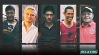 Trivia - Pesepak Bola Indonesia Banting Setir (Bola.com/Adreanus Titus)
