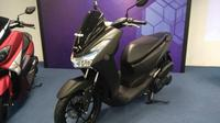 Yamaha Lexi Model Baru Hanya Dapat Emblem Emas 3D (Arief A/Liputan6.com)