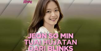 Bagaimana kasus hujatan yang menimpa Jeon So Min? Yuk, kita cek video di atas!