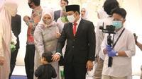 Wakil Wali Kota Bengkulu Dedy Wahyudi menegaskan larangan Pemkot untuk tidak merayakan pesta malam tahun baru. (Liputan6.com/Yuliardi Hardjo)