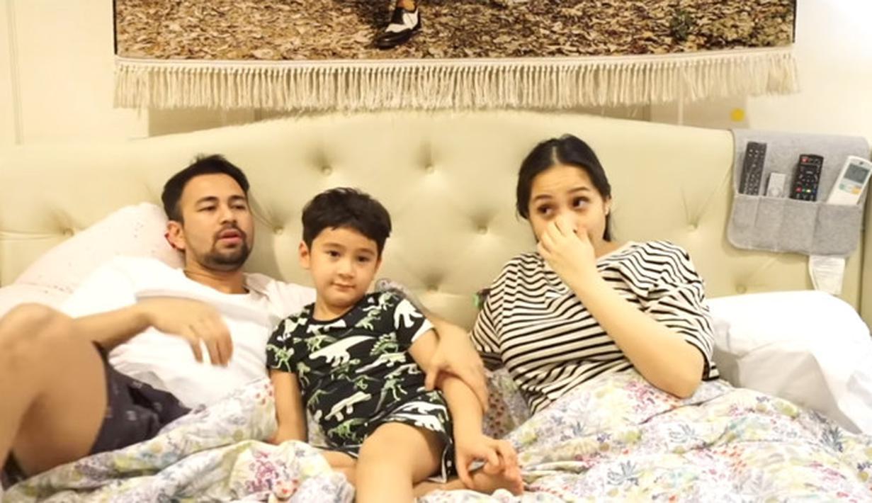 Raffi Ahmad dan Nagita Slavina (Youtube/Rans Entertainment)
