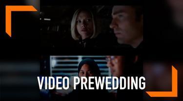 Video prewedding ini bercerita tentang perjalanan pasangan di Malaysia, Auf dan Anis saat memutuskan untuk menikah. Tak hanya backsound, scene-scene dalam video ini  dibuat sesuai dengan trailer Avengers: Endgame.