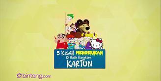 Anda suka menonton film kartun? Tokoh kartun yang lucu dan imut, ternyata mempunyai kisah menyeramkan di belakang pembuatan karakternya. Penasaran? Berikut bintang.com Rangkumkan untuk Anda.