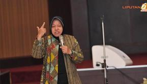 walikota Surabaya Tri Rismaharini.(Www.sulawesita.com)