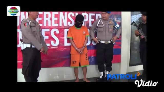 Pembunuh bocah di dalam bak kamar mandi di Megamendung, Jawa Barat, ternyata mengidap kelainan seksual.