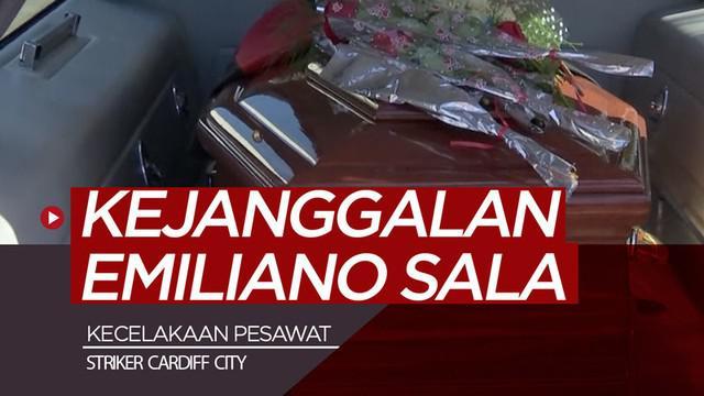 Berita video komentar sepupu Emiliano Sala, Martin Gatti, yang menyebut banyak kejanggalan dalam kecelakaan pesawat striker baru Cardiff City tersebut.