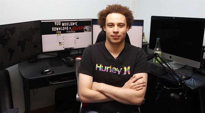 Marcus Hutchins, pria yang berhasil 'melumpuhkan' WannaCry. (Foto: NBC News)