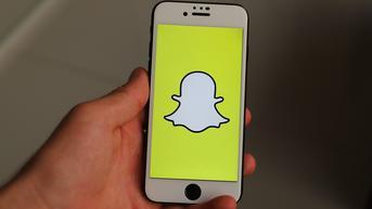 Lensa Squid Game Trending di Snapchat