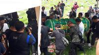 Pemakaman Ria Irawan (Zulfa Ayu Sundari)