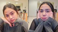 Selain berbakat dalam akting, gadis kelahiran 13 Juli 2000 ini juga punya wajah yang imut. (Foto: instagram.com/syifahadjureal)