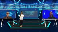 Pengumuman pemenang Huawei ICT Competition 2020 di tingkat nasional. Dok: Huawei Indonesia