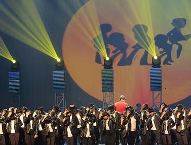 [Bintang] Beat It-A Tribute To Michael Jackson
