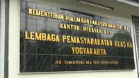 Total napi yang mendapat remisi di wilayah Yogyakarta sebanyak 563 orang, tujuh diantaranya langsung bebas. (liputan6.com/Switzy Sabandar).