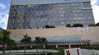 Pembukaan Marriott Hotel Harbour Bay yang terletak di wilayah Harbour Bay, Kota Batam.