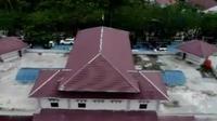 Ratusan tahanan kabur dari Rutan Klas IIB Sialang Bungkuk, Pekanbaru, Riau. (Liputan 6 SCTV)