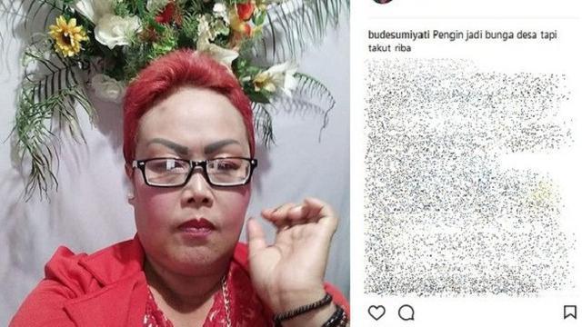 Terungkap, Ini Sosok Asli Bude Sumiyati yang Viral - Citizen6
