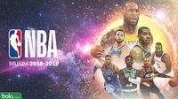 NBA Musim 2018-2019 (Bola.com/Adreanus Titus)