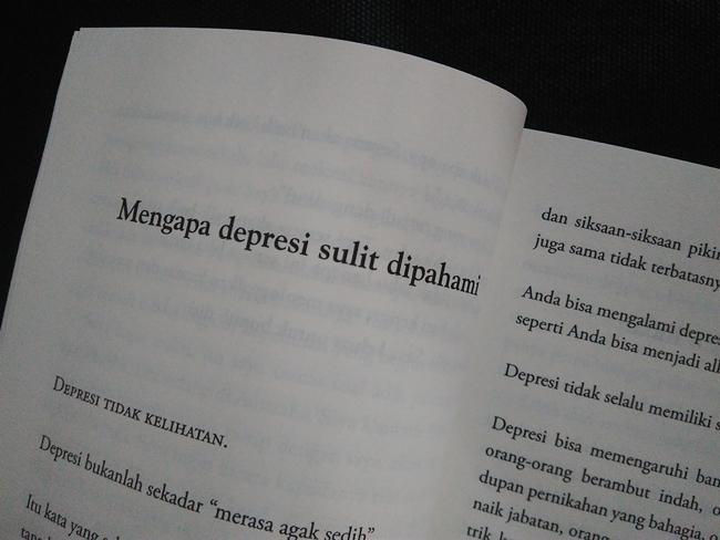 Memahami depresi./Copyright Vemale/Endah