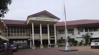 Pengadilan Negeri Kelas 1A Khusus Palembang Sumsel (Liputan6.com / Nefri Inge)