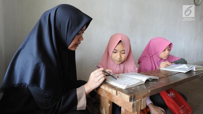 Tips Belajar Mengaji Dengan Baik Dan Benar Yang Bisa Diterapkan Sejak Dini Citizen6 Liputan6 Com