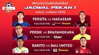 Saksikan Duel Seru Shopee Liga 1 Persita VS PSM Makassar Hanya di Vidio. sumberfoto: Vidio