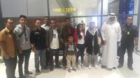 KBRI Riyadh telah berhasil menjemput PMI Turini di rumah anak majikan di daerah terpencil di Desa Wudaikh Dawadmi (Sekitar 450 km dari Riyadh).