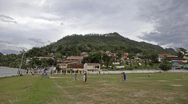 Ibrahimovic, Gareth Bale Bermain untuk SSB PS TAL Sawahlunto, Sekolah Sepak Bola di Kota Tambang
