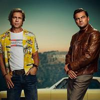 Poster film Once Upon A Time in Hollywood (Columbia Pictures/ Sony Pictures Entertainment )