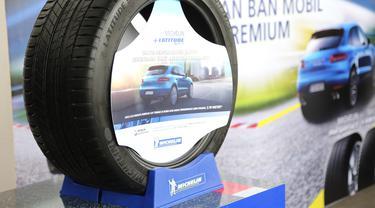 Dua Ban Unggulan Michelin Sasar Kendaraan Premium