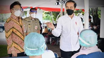 Publik Apresiasi Jokowi dan Menkes Budi Tangani COVID-19