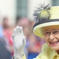 Ratu Elizabeth II (AFP)