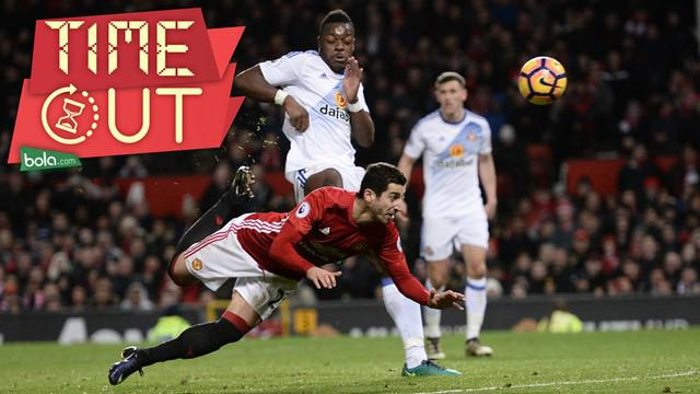 Gelandang Manchester United Henrikh Mkhitaryan buka suara soal gol scorpion kick ke gawang Sunderland.