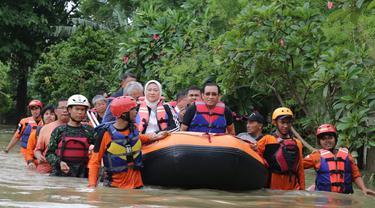 BBPLK Bekasi Kebanjiran, Menaker Minta Seluruh Aset Pelatihan Diselamatkan