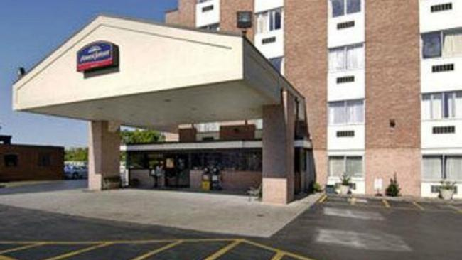 Ilustrasi hotel Howard Johnson di Niagara Falls. (Sumber TripAdvisor)