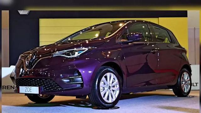 Belum Ada Harga, Mobil Listrik Renault Zoe Mengaspal di IIMS Hybrid 2021 -  Otomotif Liputan6.com