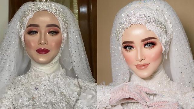 Viral Mua Diprotes Keluarga Sebut Makeup Pengantin Pucat Netizen Ikut Kasihan Hot Liputan6 Com